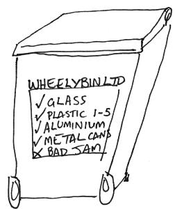 wheelybin